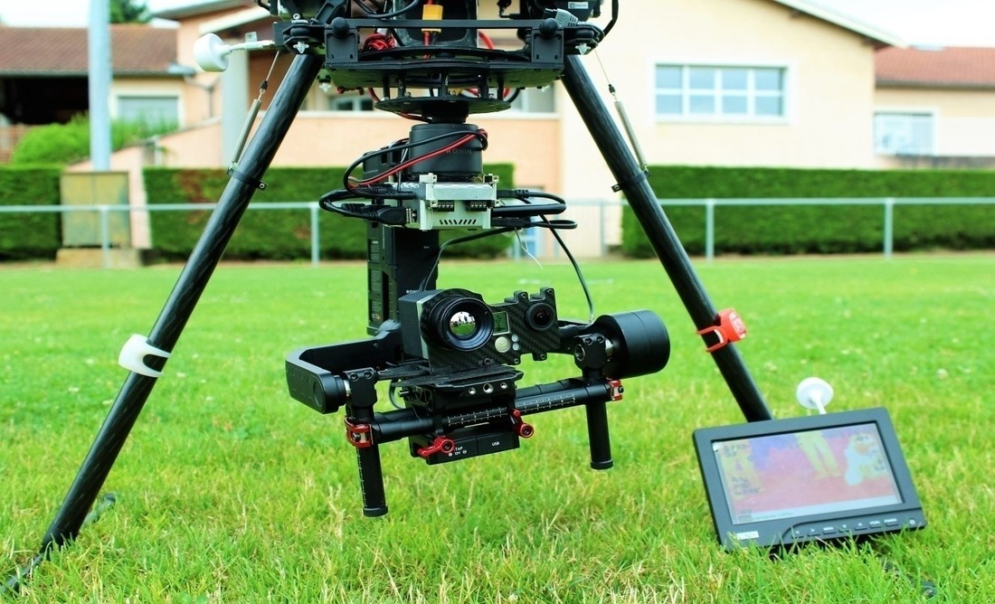 SYSTHERM Drone